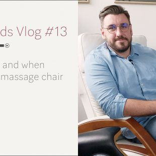 How often can I use massage chair?