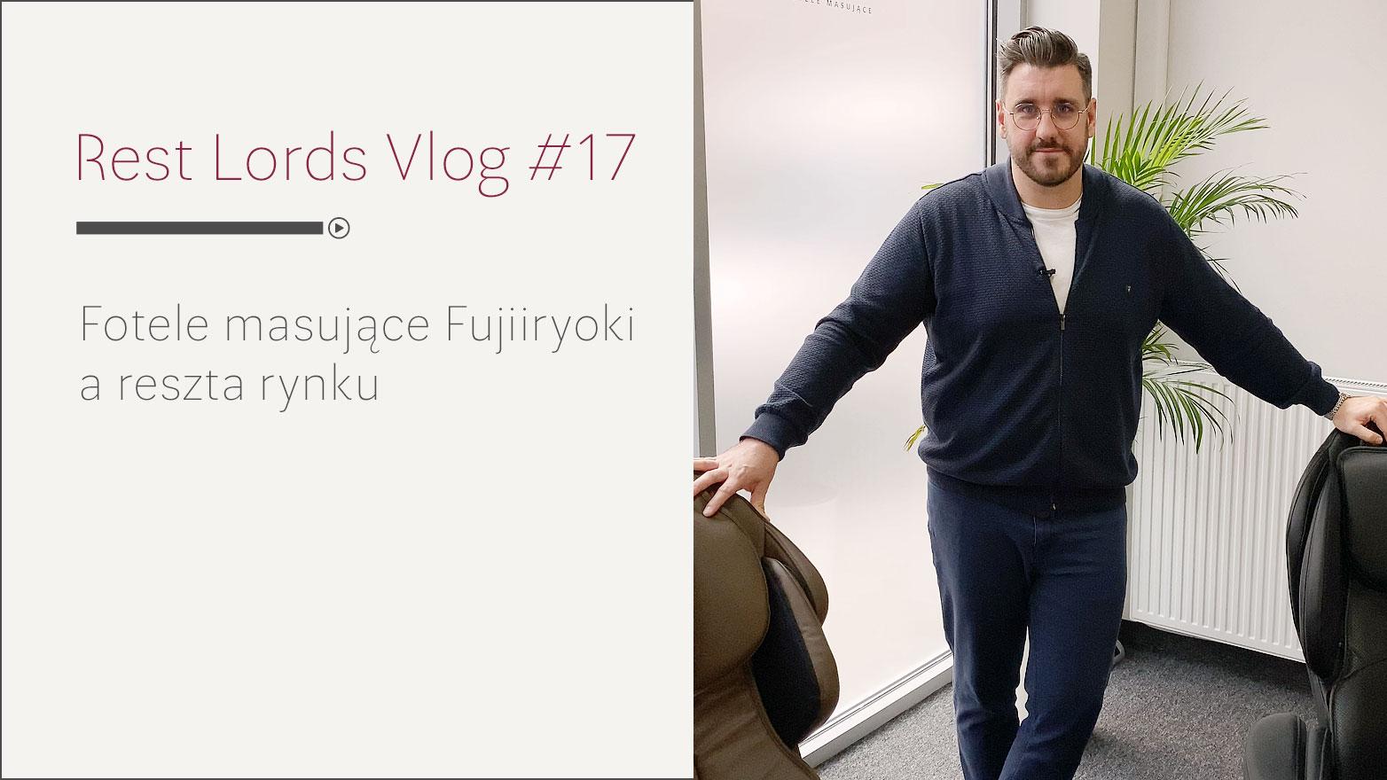 Fotele masujące Fujiiryoki a reszta rynku