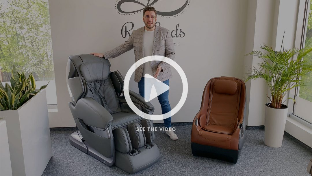 Vlog massage chairs and age, weight, height