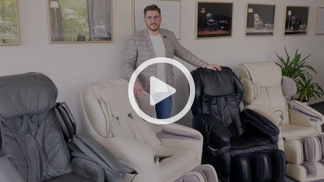 Vlog 11 - porównanie zaawansowanych foteli Massaggio