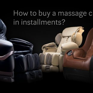 How to buy massage chair in installments