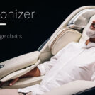 Ionizer in massage chairs - Rest Lords