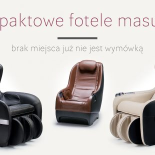 Małe fotele masujące