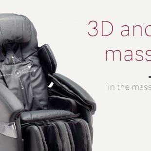 massage chair 2D 3D massage Rest Lords