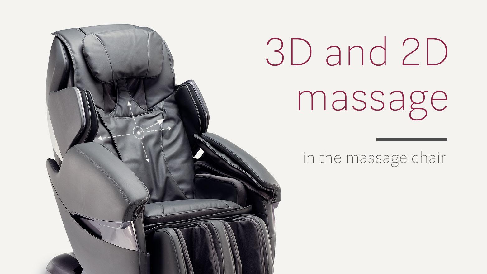 massage chair 2D 3D massage Rest Lords