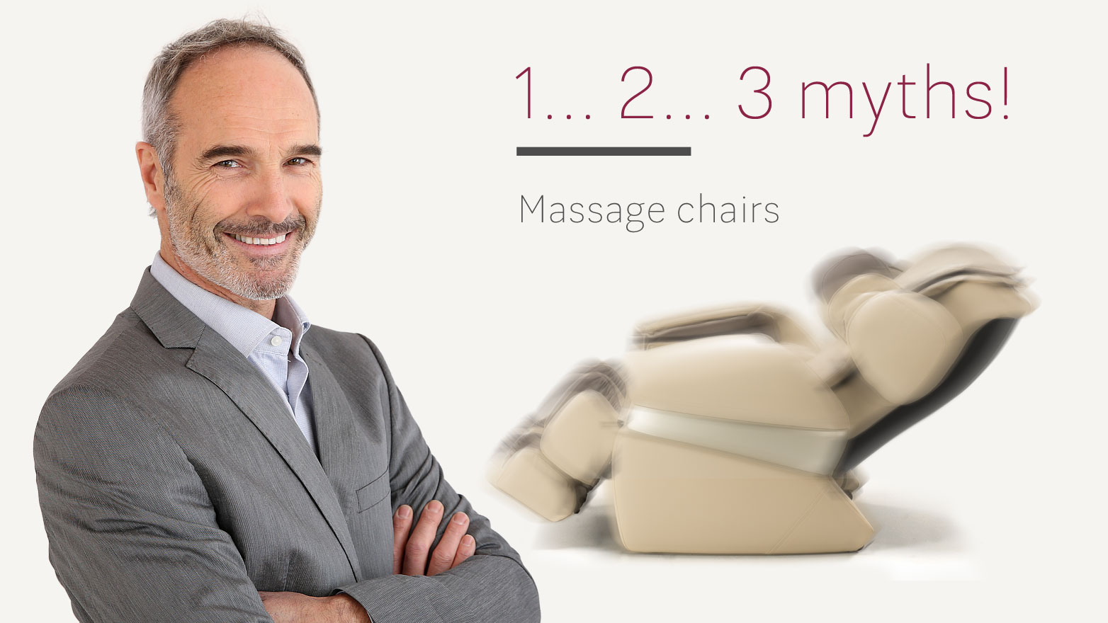 Massage chair 3 largest myths