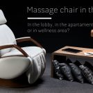 Massage chair Rest Lords in hotel
