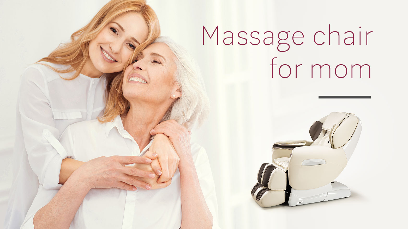 Massage chair for mom