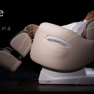 Massage chair for the spine