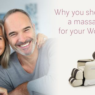 Massage chair for woman