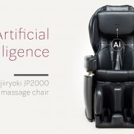 Artificial intelligence algorithm in the Fujiiryoki J2000 massage chair