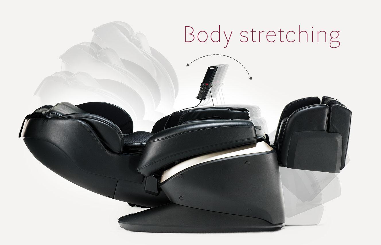 Japanese stretching massage
