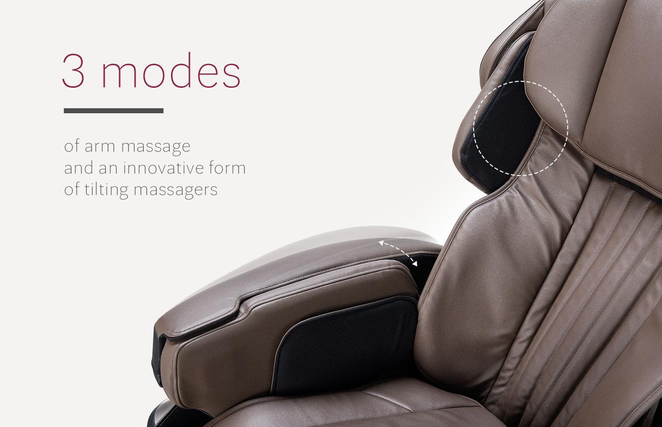 Modes of hand massage