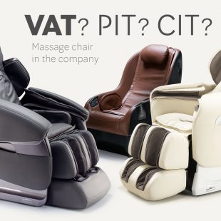 Massage chair cost in company