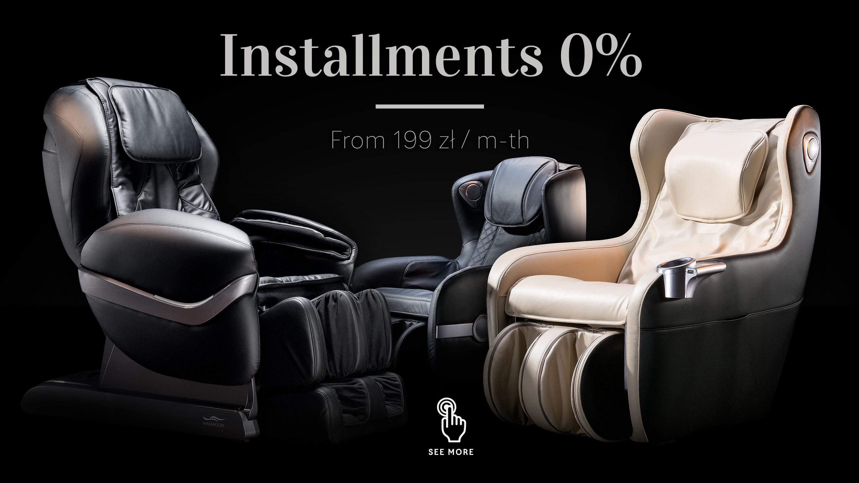 Installments 0%