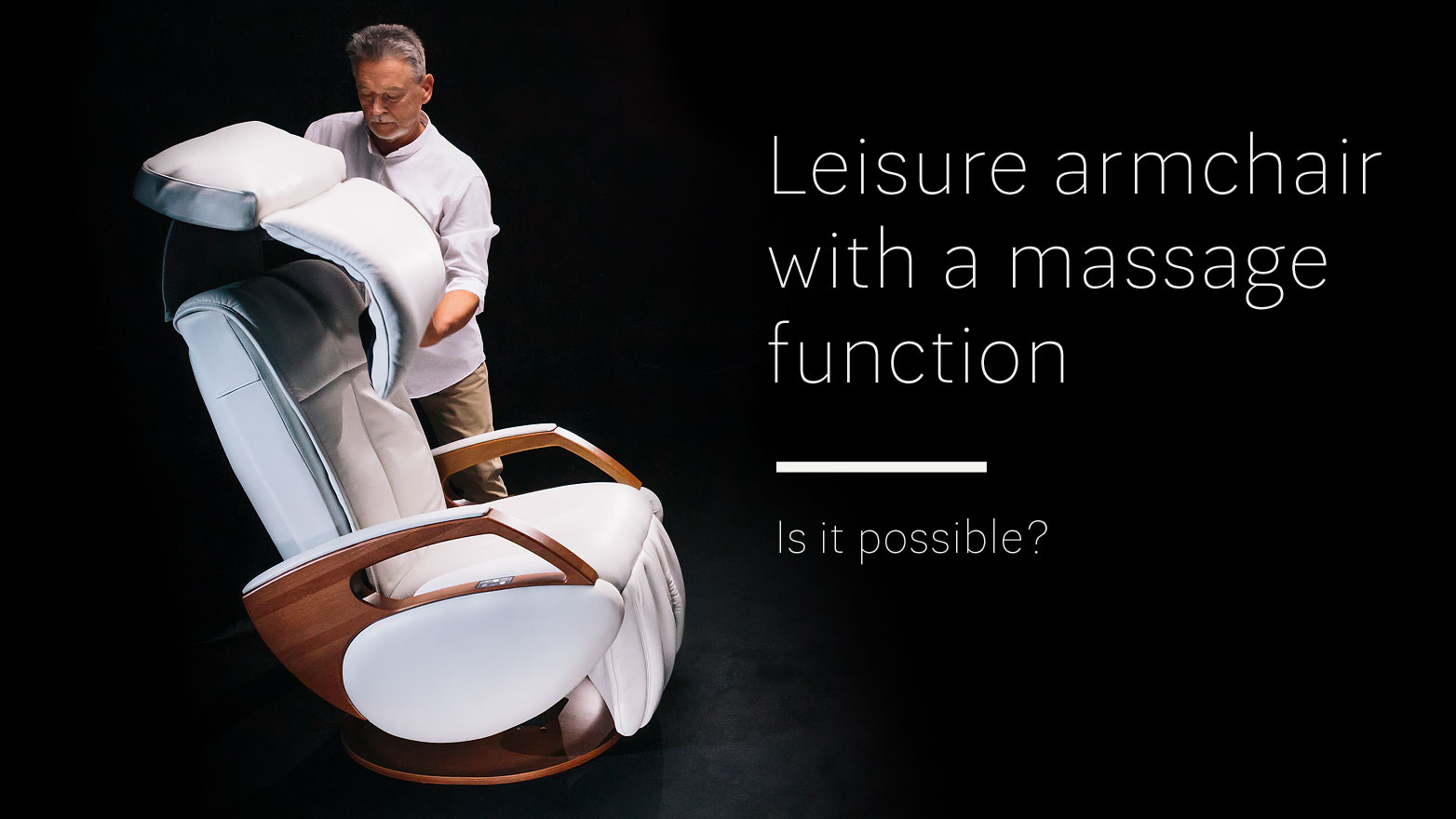 Massage chair leisure Rest Lords