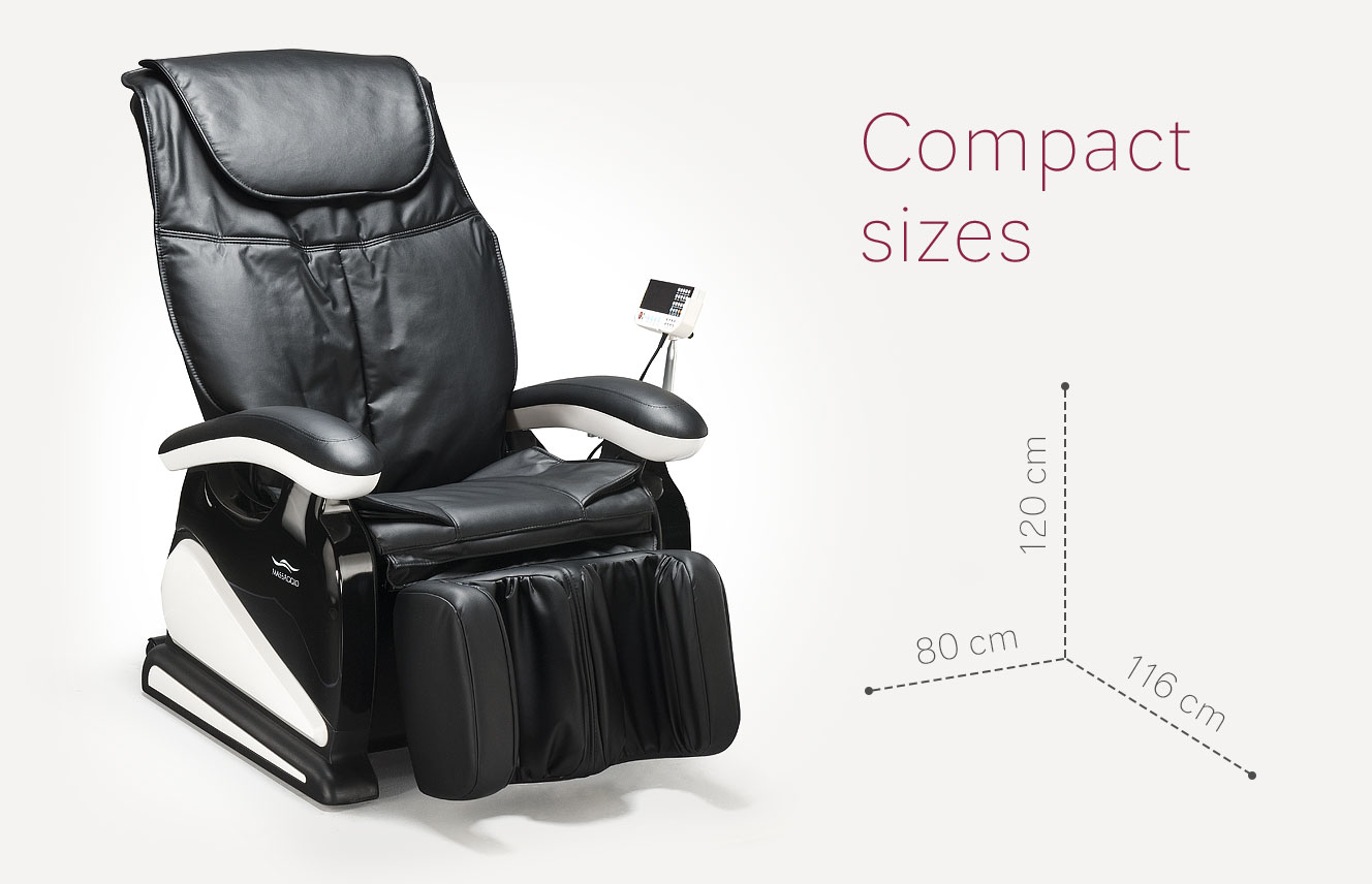 Massage chair Massaggio Bello Dimension