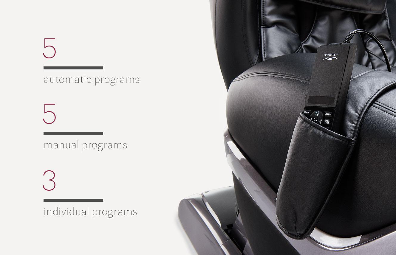 Programs of massaggio eccellente
