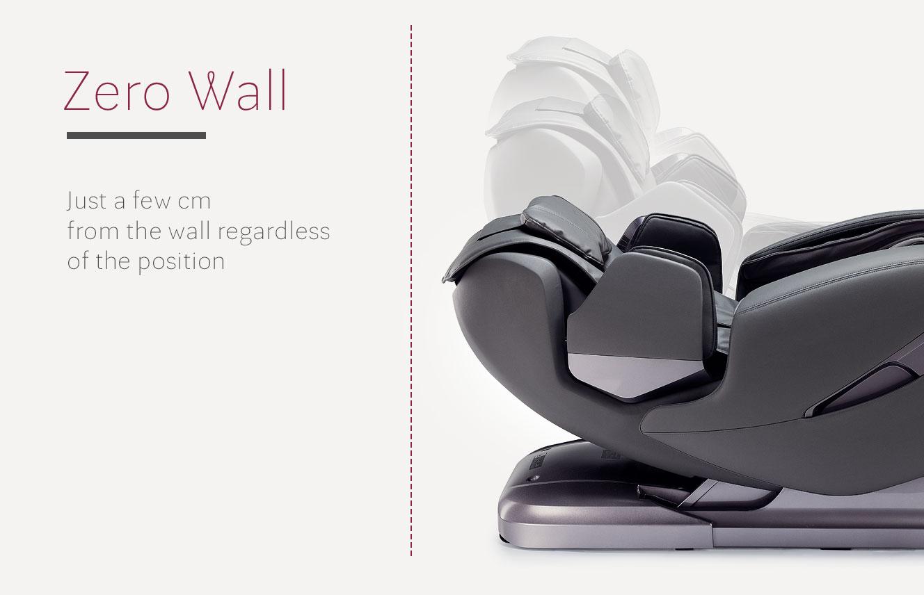 Zero Wall in Massaggio Stravagante