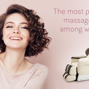 Massage chair most popular among women Rest Lords