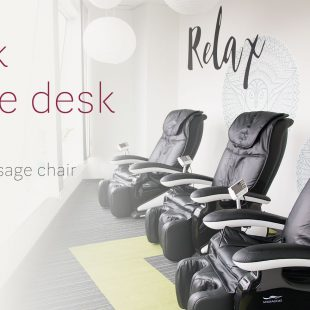 Massage chairs Rest Lords in office