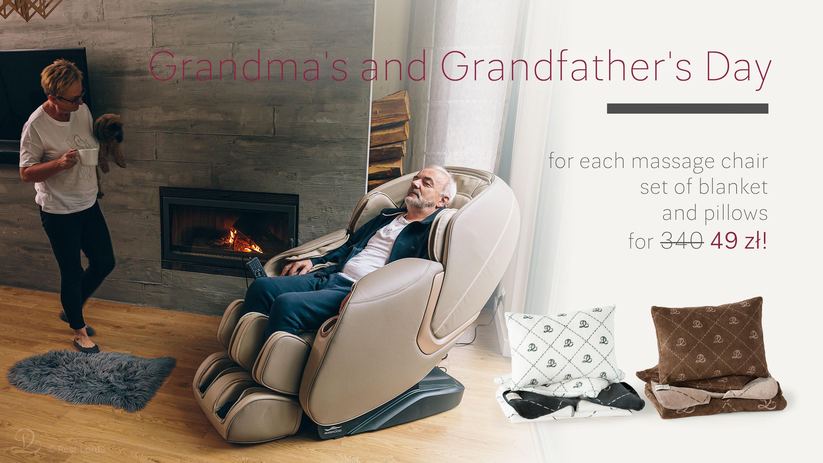 Grandma and grandpa day