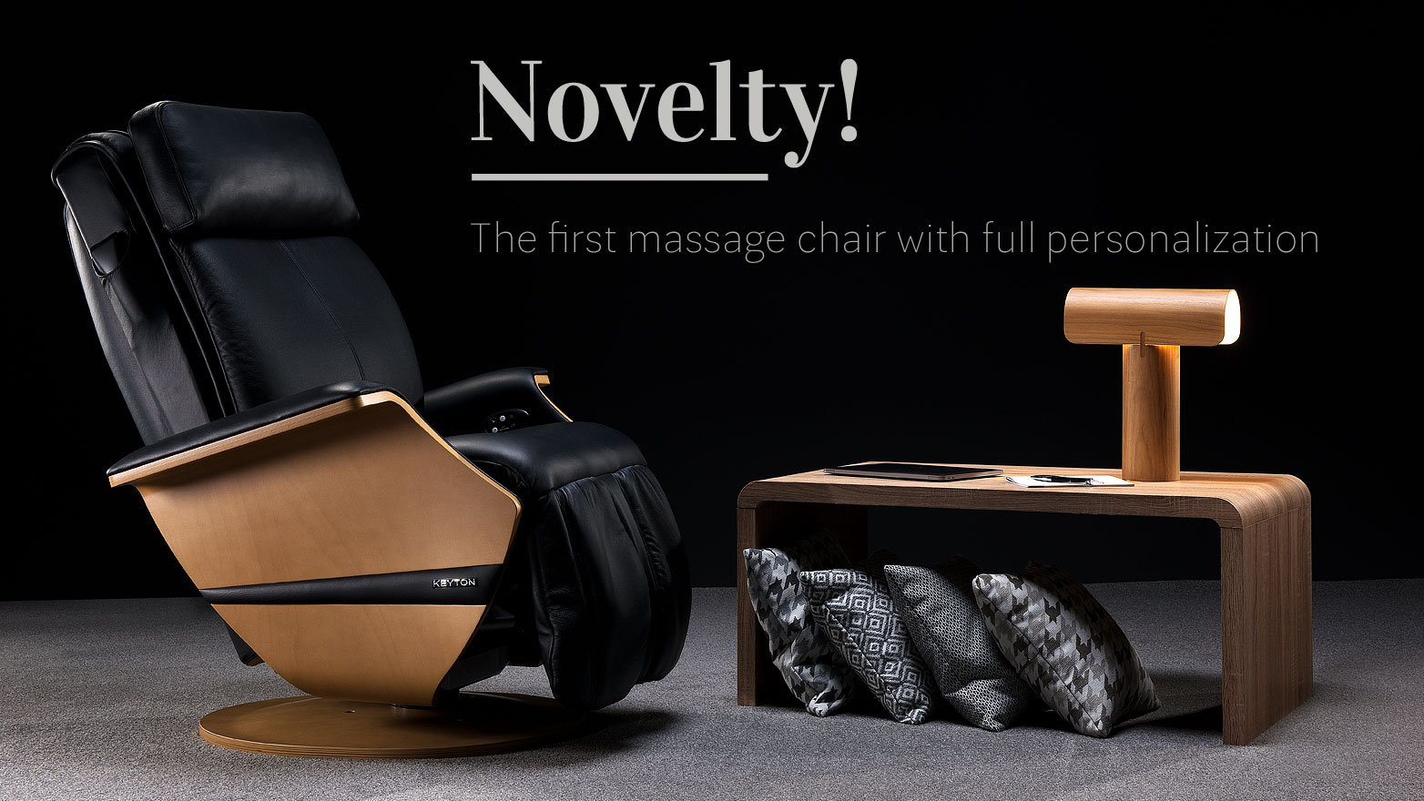 Massage chairs Keyton novelty Rest Lords