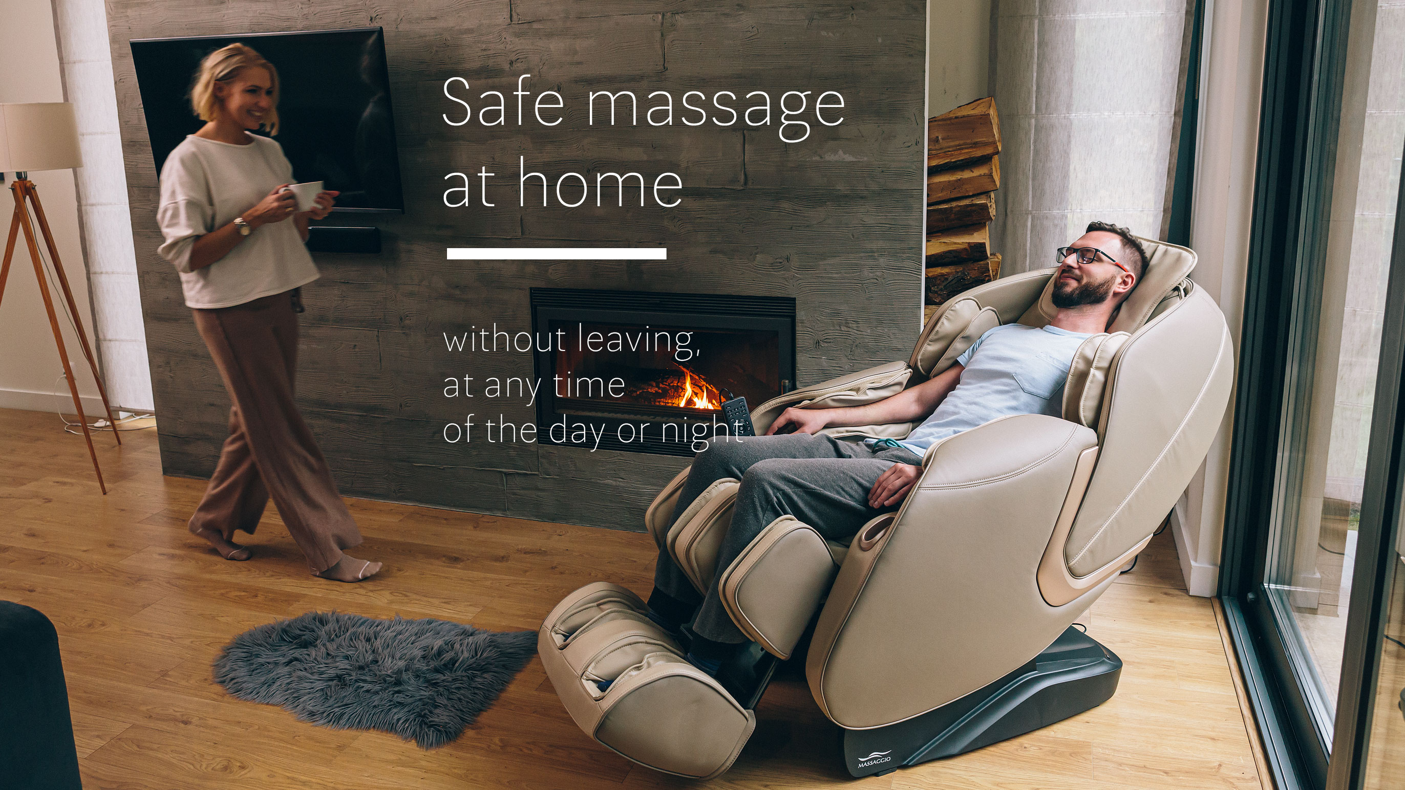 Safe massage at home