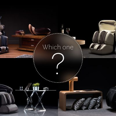 Which one massage chair should i chose?