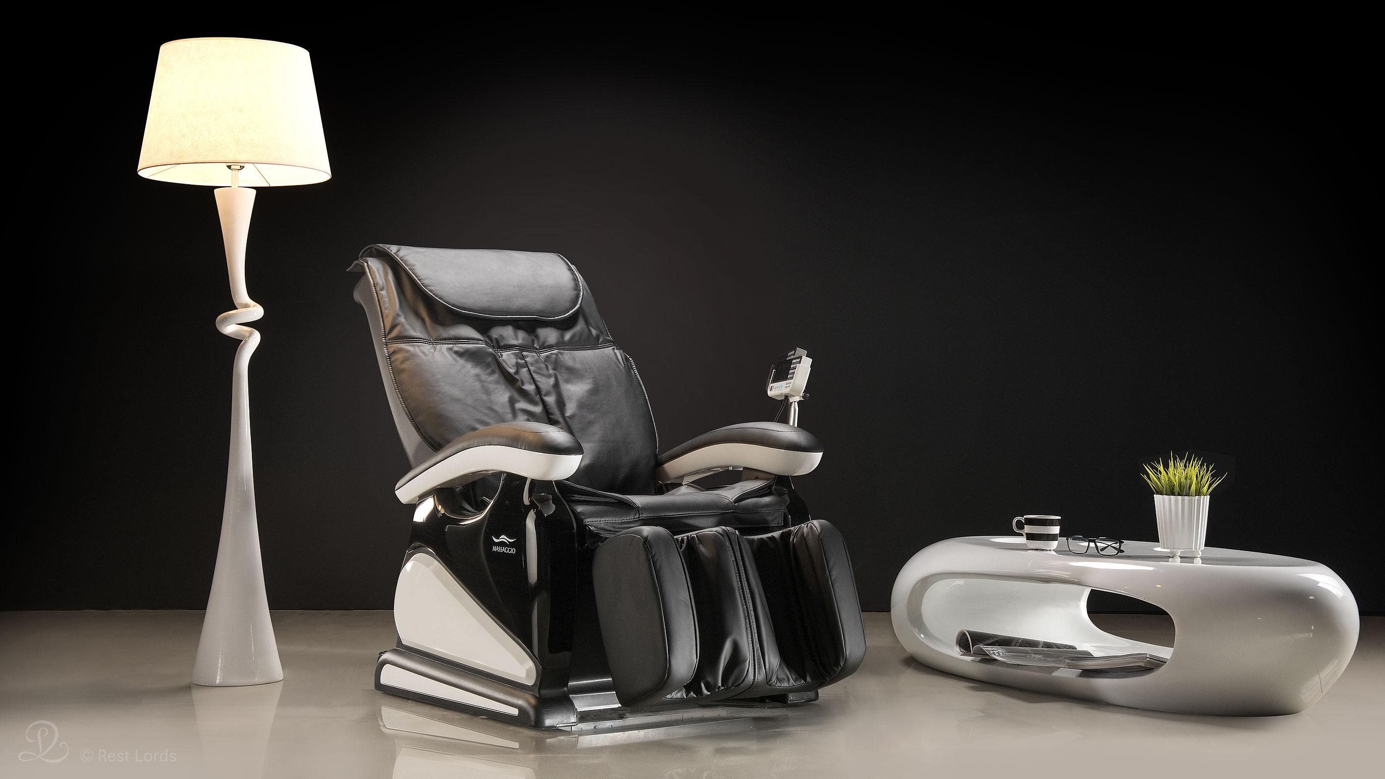 Fotel masujący Massagio Bello aranżacja