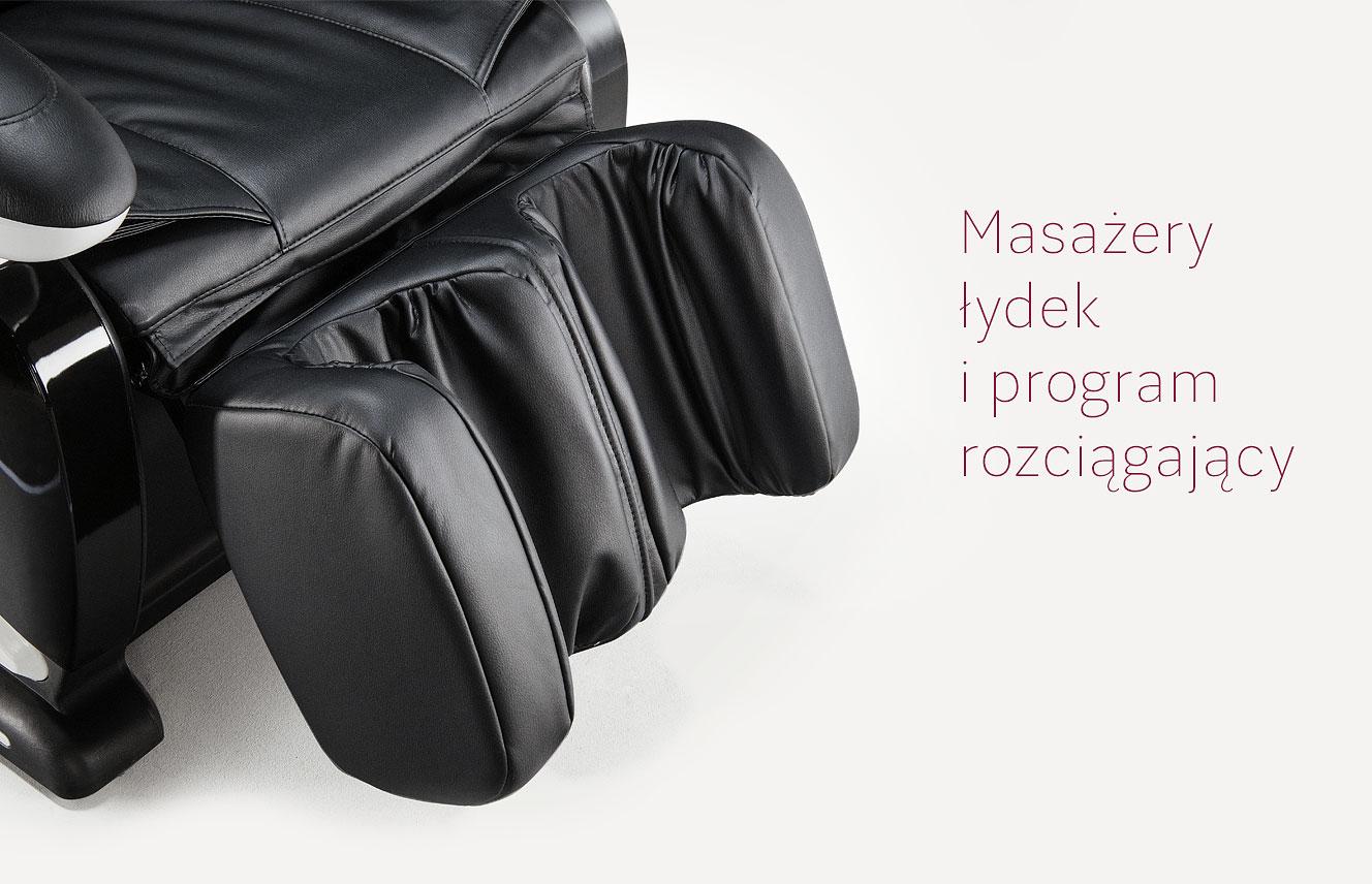 Fotel do masażu Massagio Bello masaż nóg