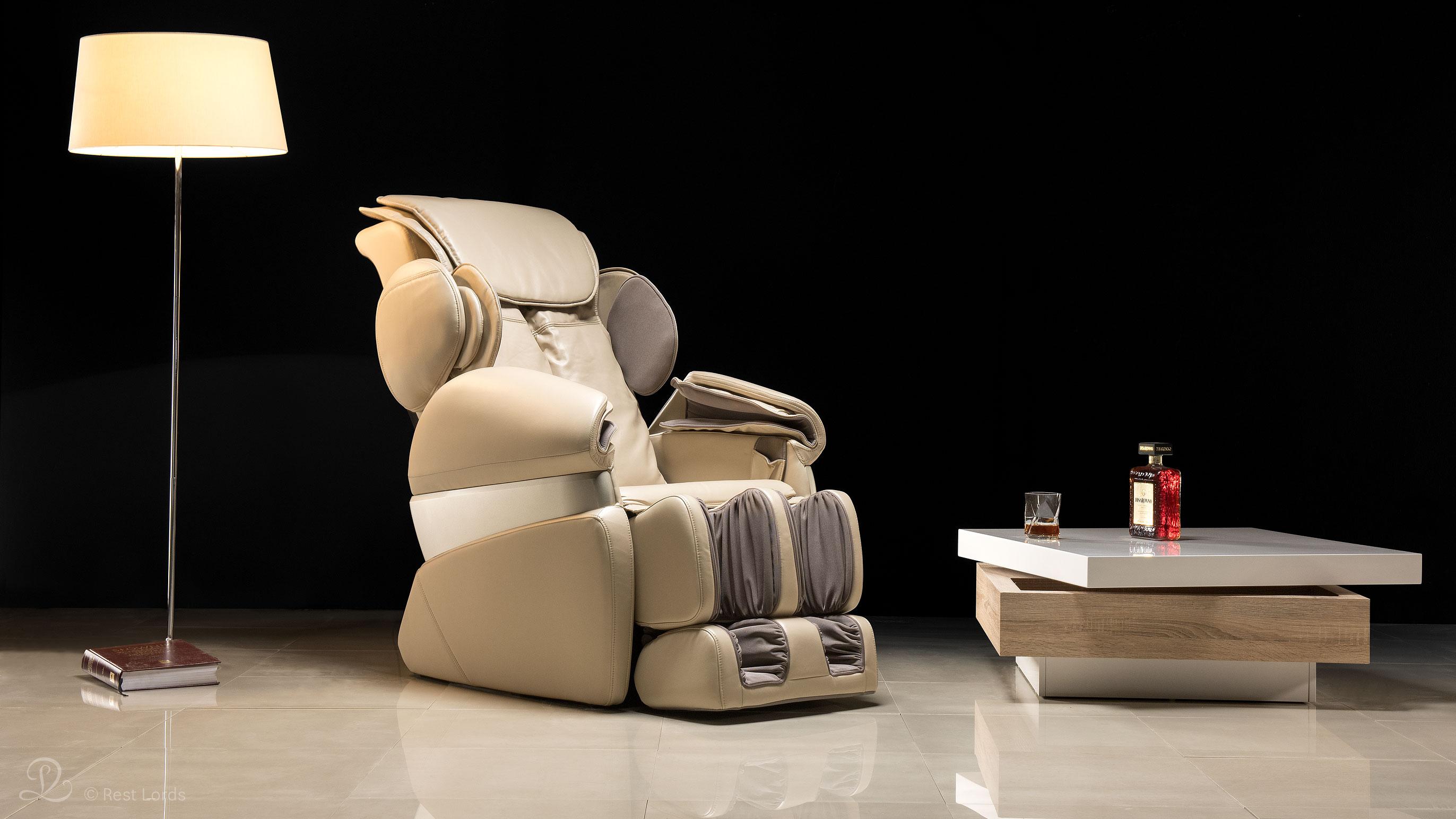 Fotel do masażu Massaggio Conveniente aranżacja