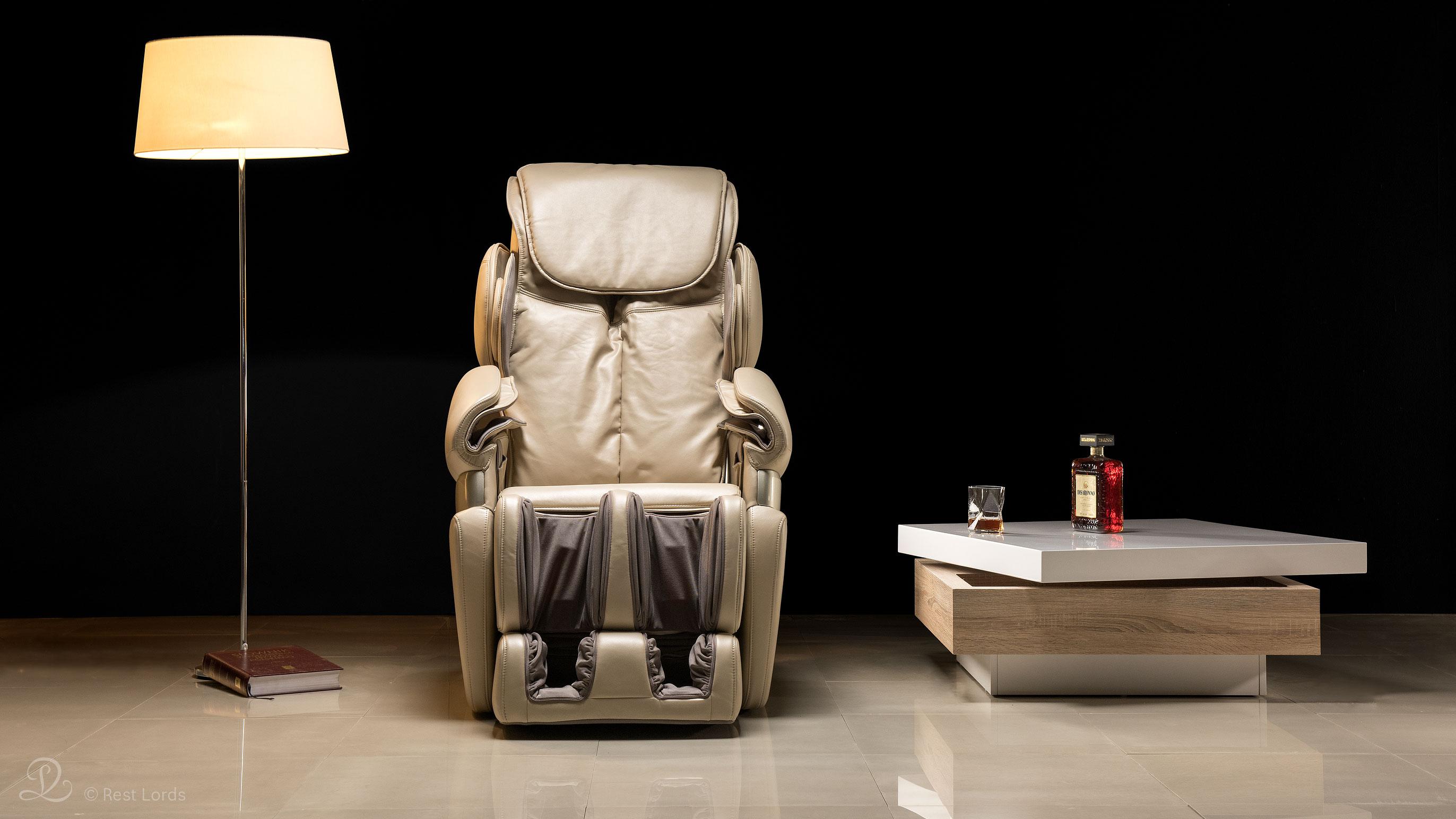 Fotel z masażem Massaggio Conveniente