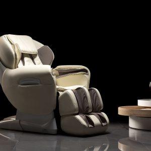 Fotel masujący Esclusivo aranżacja