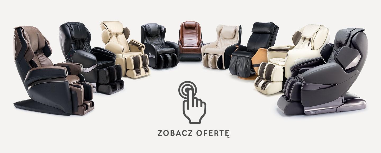 Sprawdź ofertę foteli masujących