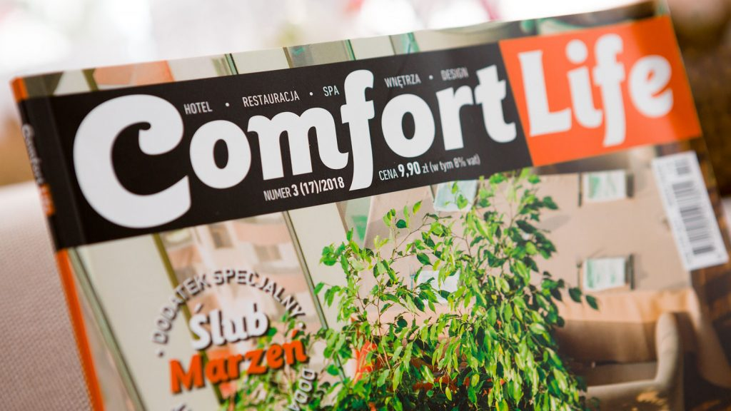 Massage chair Rest Lords at Comfort Life magazine