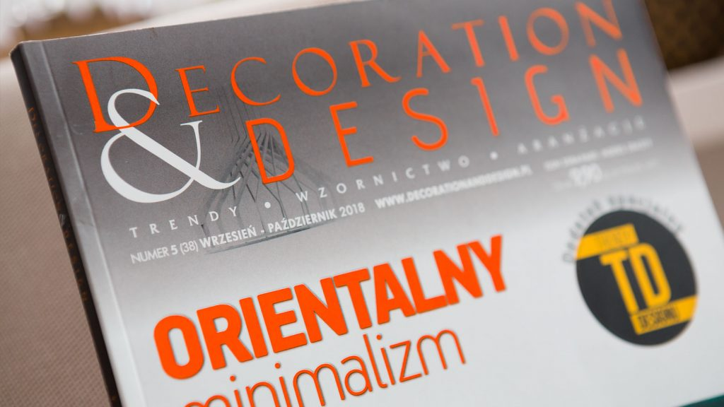 Massage chair Rest Lords at Decoration & Design magazine