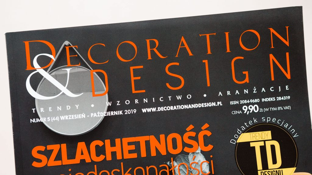 Massage chair Rest Lords at Decoration and Design magazine