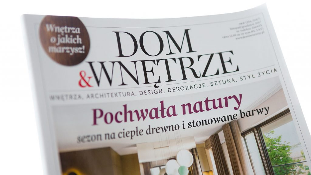 Massage chair Rest Lords at Dom & Wnętrze magazine