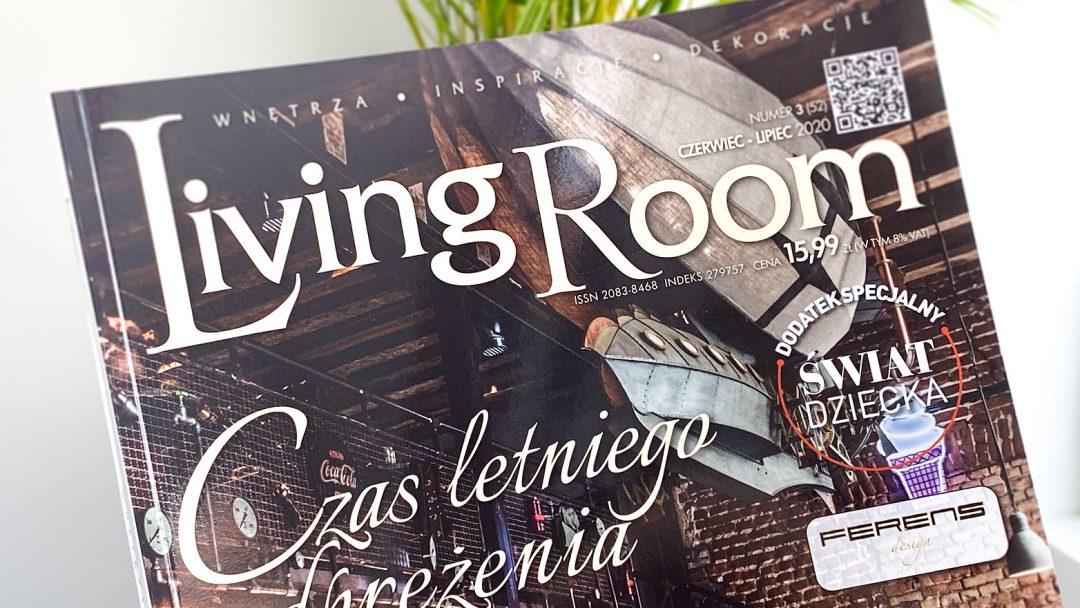 Fujiiryoki w magazynie Living Room