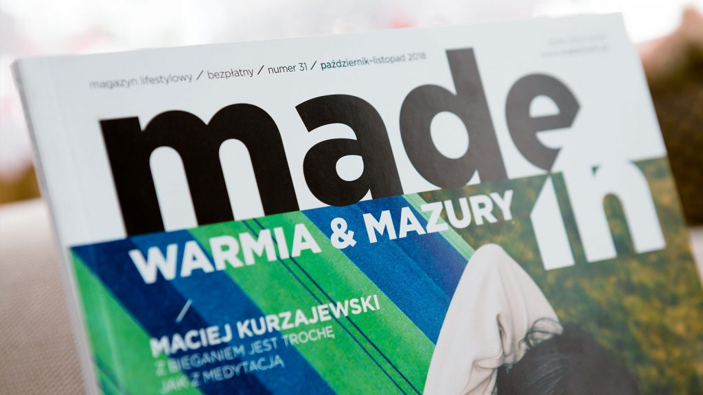 Massage chair Rest Lords at Made in Warmia&Mazury magazine A