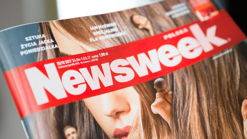 Massage chair Rest Lords at  Newsweek magazine