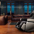 Place for massage chair