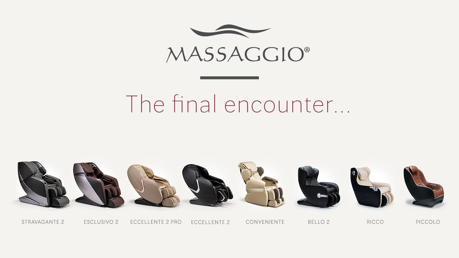 Porównanie wszystkich foteli masujących Massaggio EN