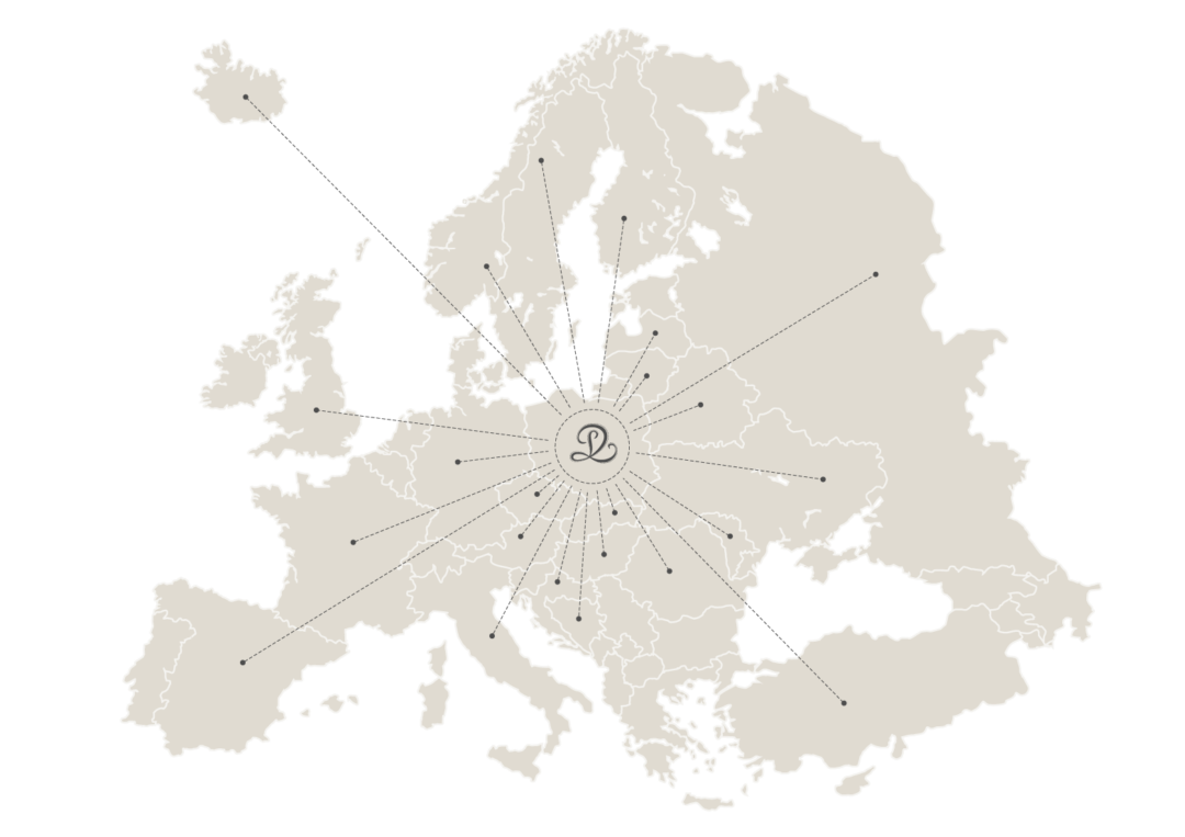 Dostawa fotela masującego na terenie europy