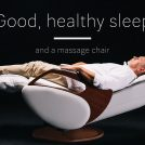 Sleep and massage chair Rest Lords