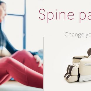 Back pain and massage chair