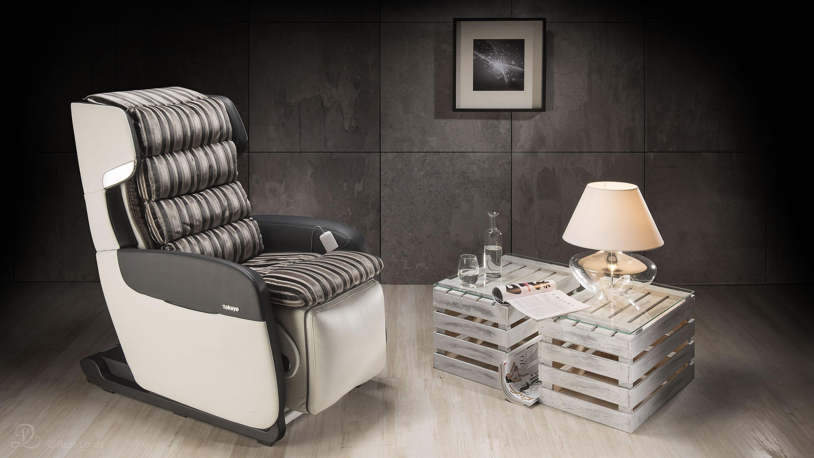 Fotel masujący Tokuyo aranżacja