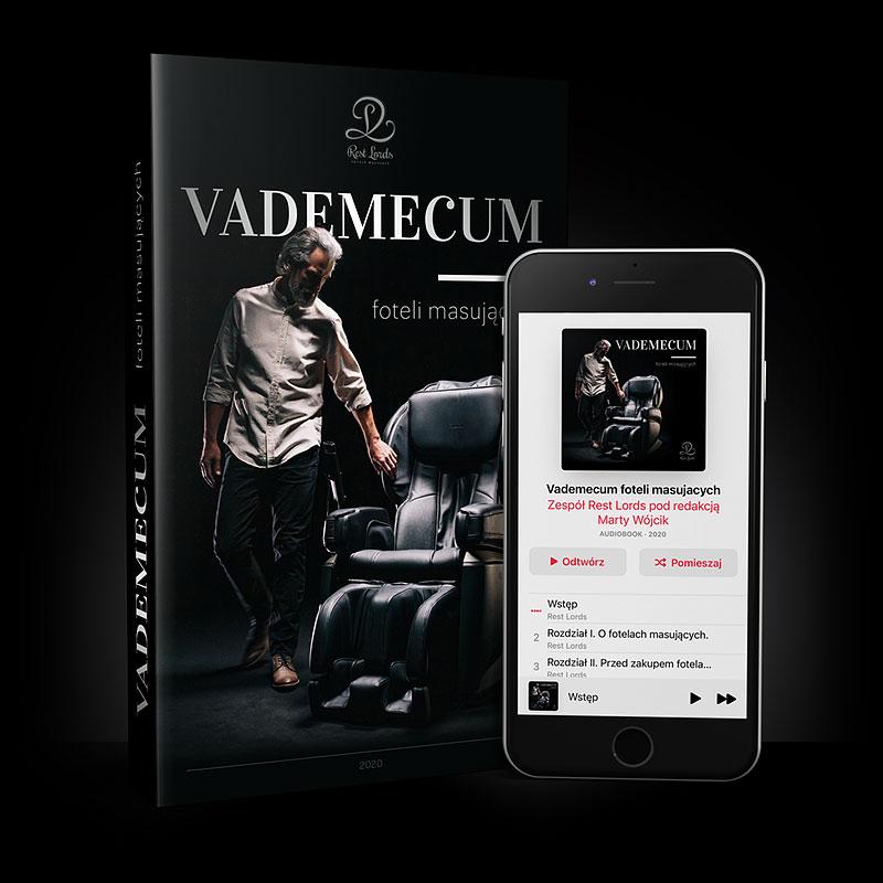 Vademecum Foteli Masujacych - ebook audiobook