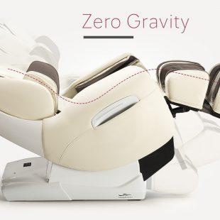 Zero Gravity in massage chairs